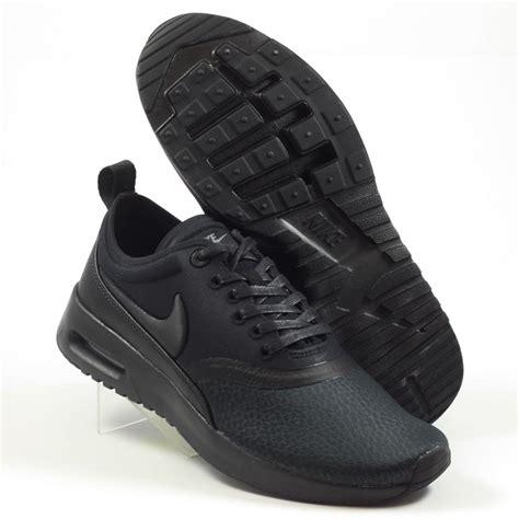 nike damen sneaker air max thea ultra prm blackblack cool