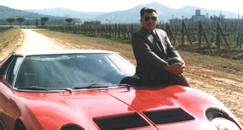 ferruccio lamborghini the wine of ferruccio lamborghini the blood of the