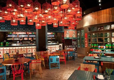 asian restaurant interior design    reference