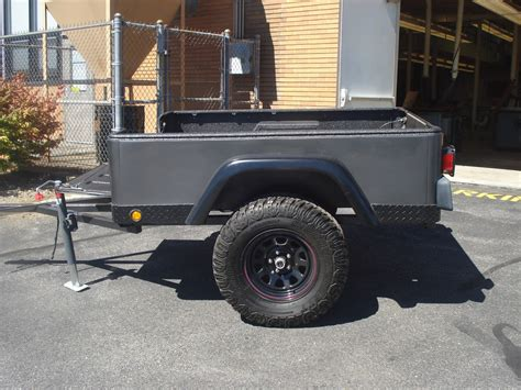 Jeep Tub Trailer Pin Jeep Tub Trailers Page 2 Expedition Portal On
