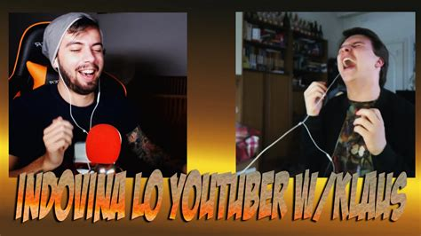 gabbo dsq indovina lo youtuber w klaus by gabbo