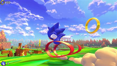 sonic fan made games this fan made sonic the hedgehog game looks amazing