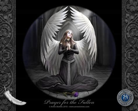 images anne stokes gothic fantasy girls fantasy