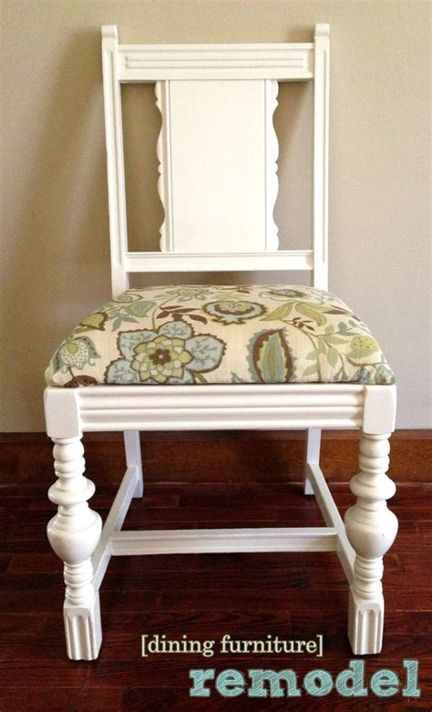 How To Redo Dining Room Chair Cushions Best 25 Dining Chair Redo Ideas On Dining