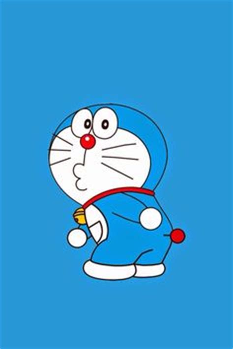 wallpaper iphone doraemon when he grins like this mouth always curls up on the