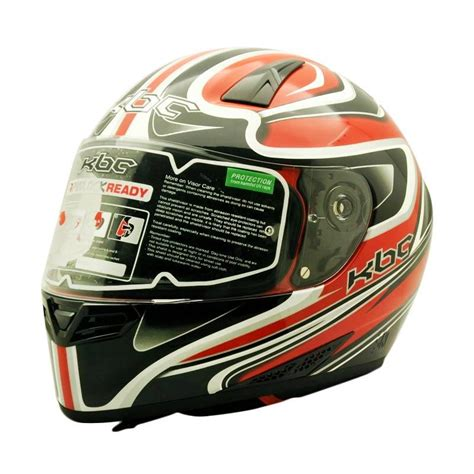 Recommended Helm Kbc V Black Grey jual kbc vk helm black grey