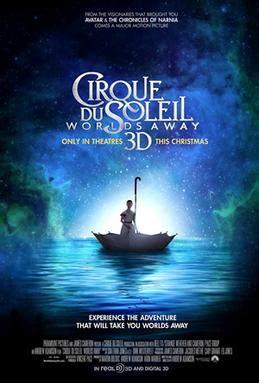 cirque du soleil: worlds away wikipedia