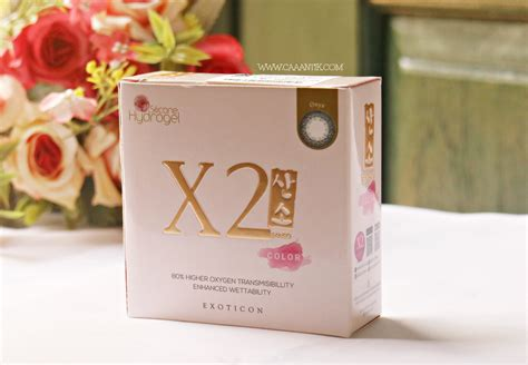 Softlens X2 Sanso Murah review x2 softlens sanso color onyx