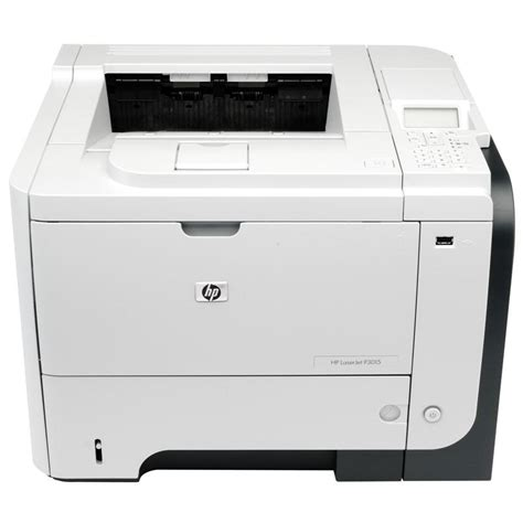 Printer Hp Laserjet P3015 ce525a b19 hp laserjet printer