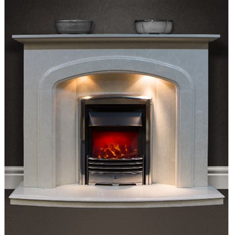 Fireplace Shops Glasgow by Glasgow 54 Bespoke Marble Fireplace With Optional
