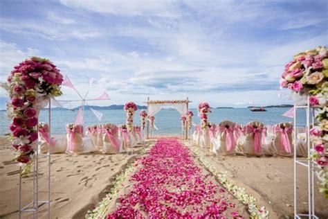 Thai Destination Wedding Sector Grows   Thailand Weddings NEWS