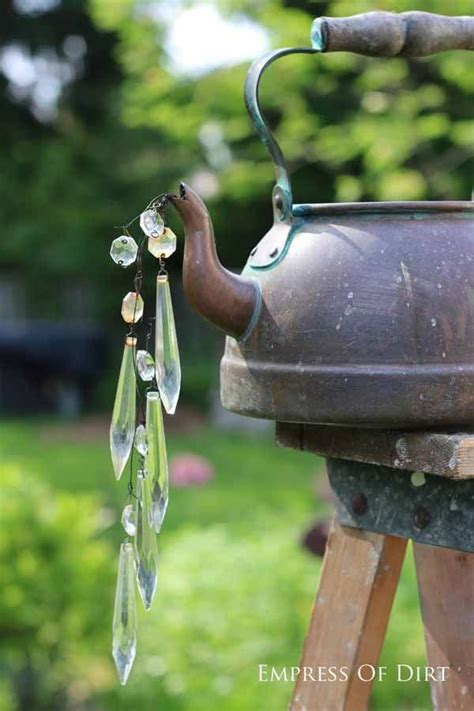 garten dekoration diy watering can garden ideas garten diy dekoration
