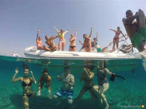 party boat tours bachelorette party boat tour private tours hvarboats