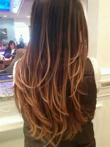 ambre hairstyle on hair dark brown ombre dark brown ombre hair pinterest photo