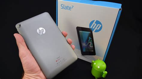 HP Slate 7: Unboxing & Review   YouTube