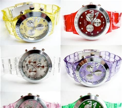 Jam Tangan Swatch Original Second harga swatch original gambar foto jam tangan