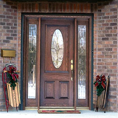 Fiberglass Front Entry Doors With Glass Kapan Date Front Door Company