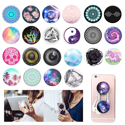 Pop Socket Motif Holder all styles pop sockets grip popsocket stand tablet phones car for iphone 163 1 26 picclick uk