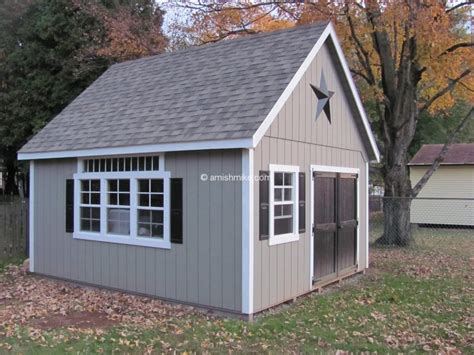 Amish Sheds New Lincoln Sheds Amish Mike Amish Sheds Amish