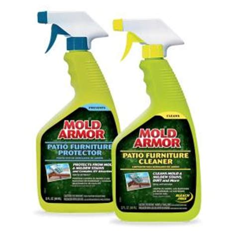 mold armor 32 oz patio furniture cleaner and patio