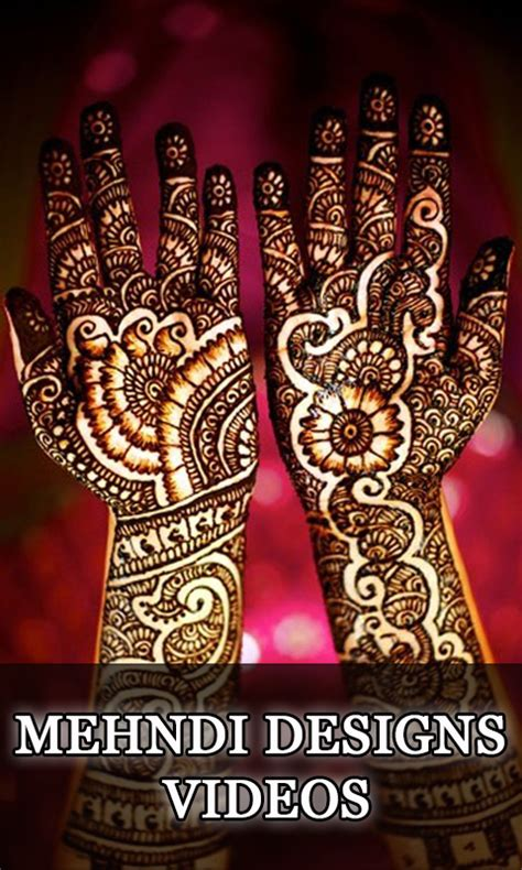 mehndi design app download mehndi designs videos android apps on google play