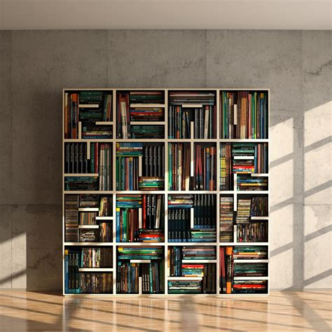 readyourbookcase bookshelf saporiti touch of modern