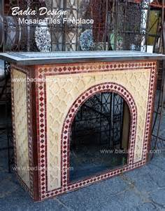 fireplace moroccan tiles los angeles