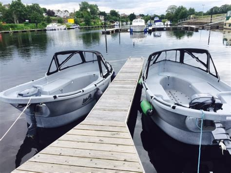 fishing boat hire belturbet see the erne river by boat this is cavan