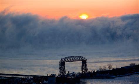 duluth sea smoke sea smoke duluth mn 187 derek montgomery photography
