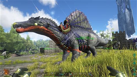 garchomp spino ark templates