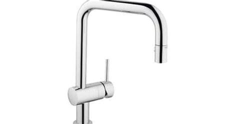 grohe minta kitchen faucet grohe minta 2 2 gpm single handle deck mount kitchen sink