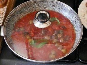 cucinare un secondo veloce scaloppine alla pizzaiola un secondo facile e veloce