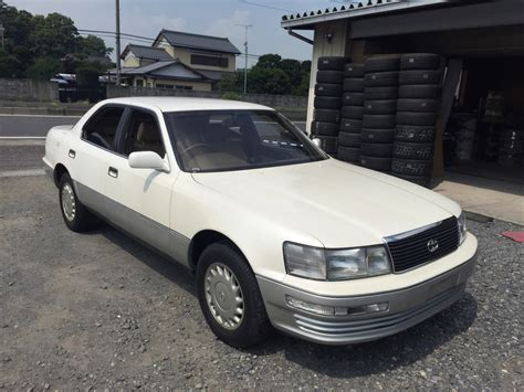 toyota celsior 1990 jdm 1990 toyota celsior ls400 rhd vip sedan two tone for
