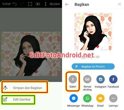 cara edit foto ganti wajah di android cara edit background foto di picsart ganti warna latar