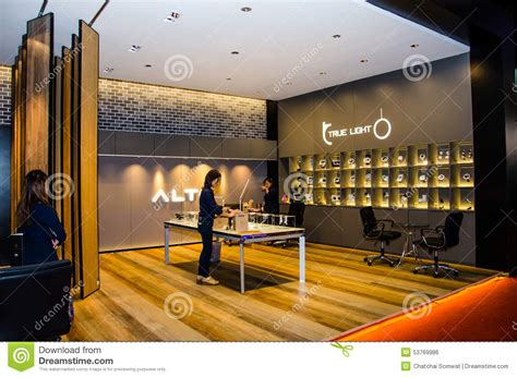 booth design thailand architect 2015 editorial photo image 53769986