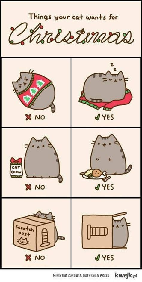 pusheen cat christmas to do list 82 best images about tumblr cat on pinterest cats no