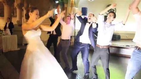 Best wedding flash mob dance By GIGI & MARI   YouTube