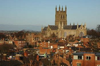 worcester (england) – travel guide at wikivoyage