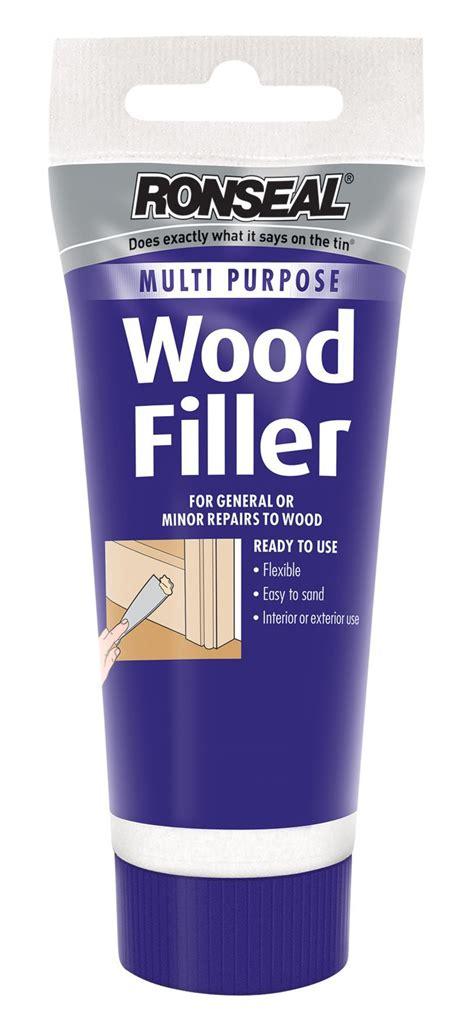 Ronseal White Wood Filler 100G   Departments   DIY at B&Q
