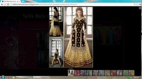 Syifa Maxy fashion grosir baju india original 3 by syifa baju india