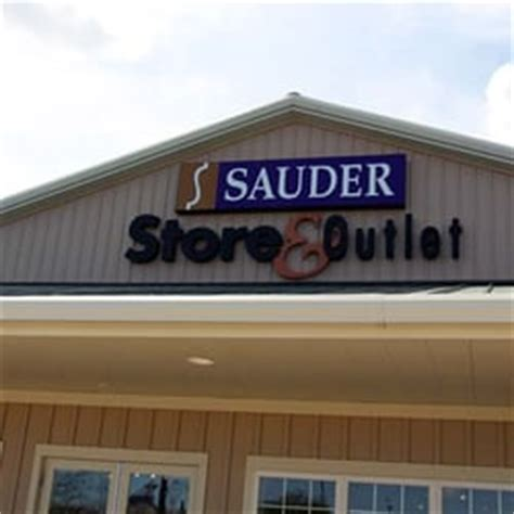 sauder woodworking archbold ohio sauder store outlet outlet stores archbold oh yelp