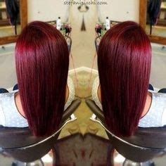 indoor and outdoor lighting vibrant hair joico ruby before and after to hair for fall such a transformation by kristenmackoul