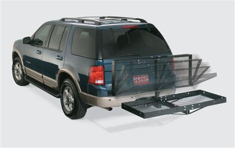 Truck Hitch Rack by Lund Hitch Cargo Racks