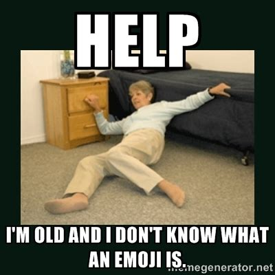 Life Alert Lady Meme - reality not poe communications