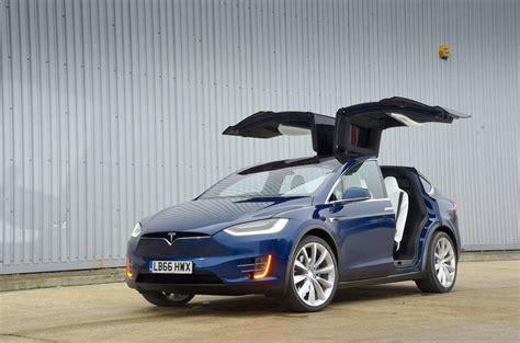 tesla model x review 2017 autocar