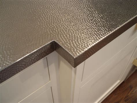 stainless steel kitchen countertop hgtv
