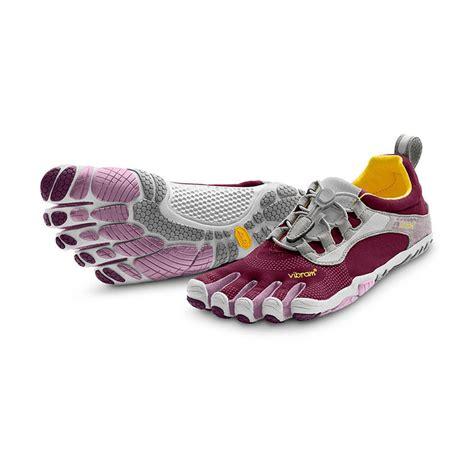 vibram five fingers bikila ls s shoes purple grey