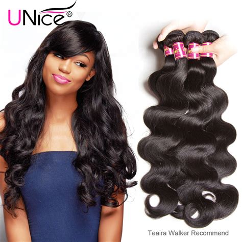 aliexpress unice hair aliexpress com buy unice hair brazilian virgin hair 4