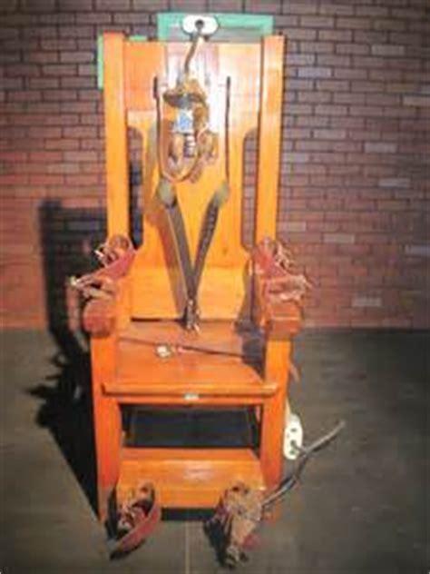 esecuzioni sedia elettrica usa pena di morte in virginia ritorno al passato