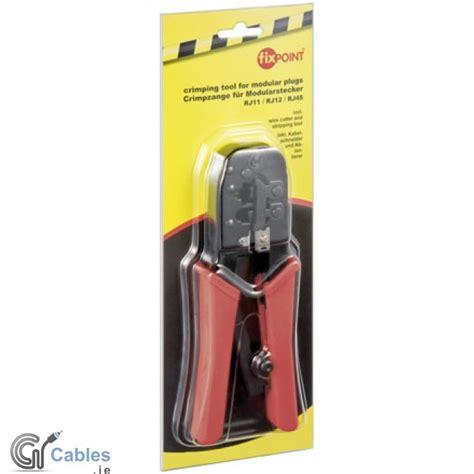 Crimping Tools Rj11 buy modular crimping tool rj11 rj12 rj45 in ireland